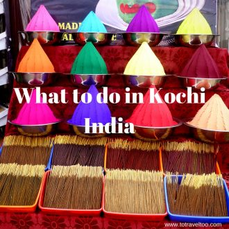 What to do in Kochi