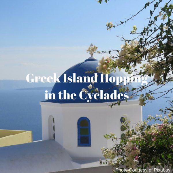 Greek Island Hopping