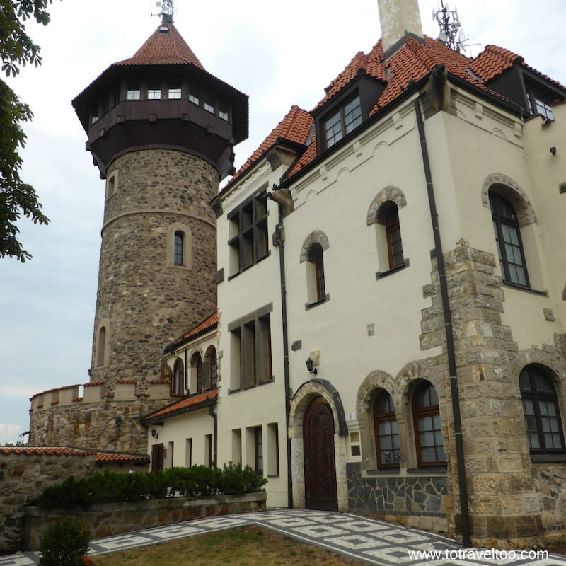 Two days in North Bohemia