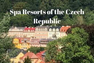 Spa Resorts of the Czech Republic