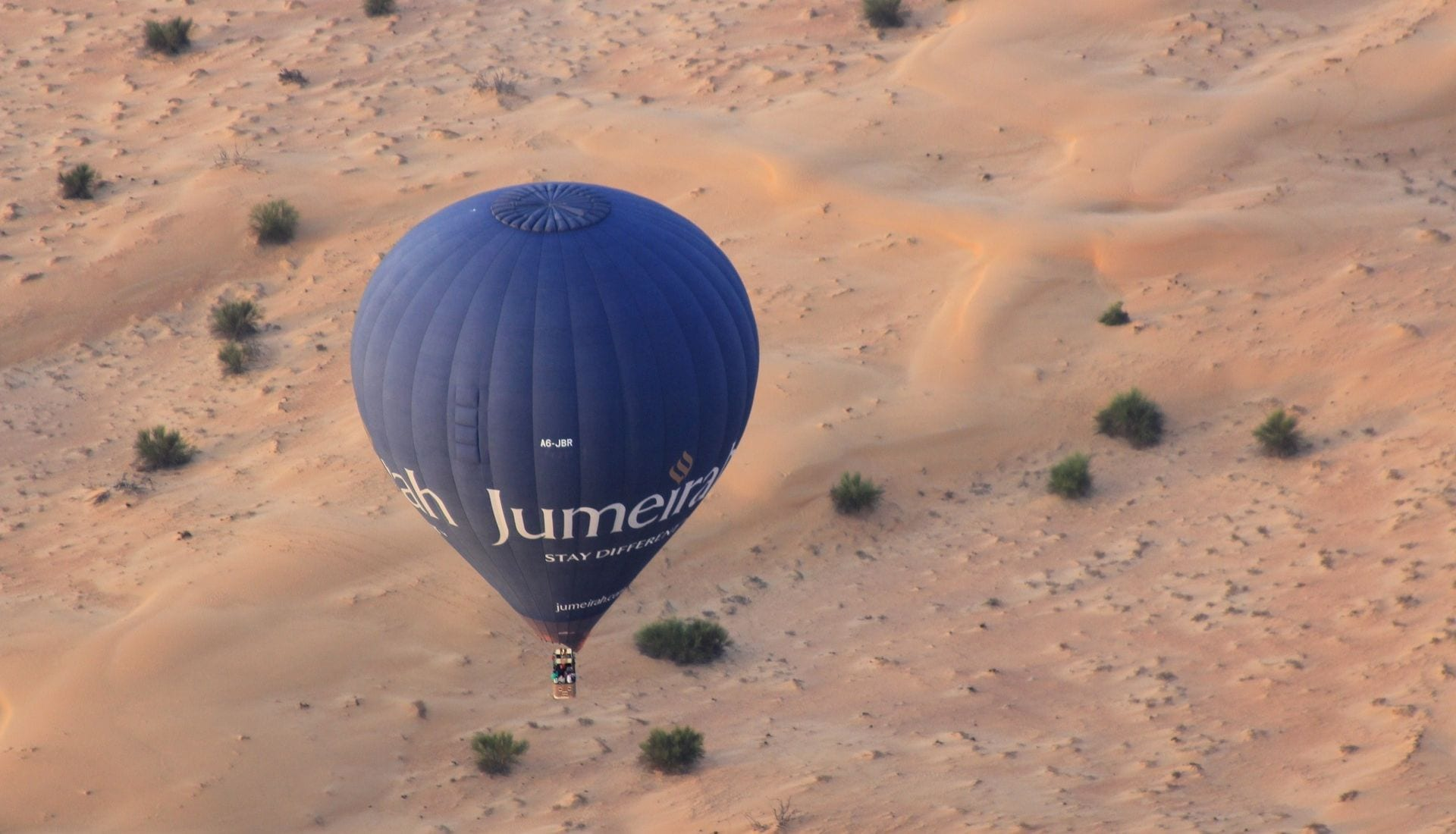 Dubai Hot Air Ballon Rides