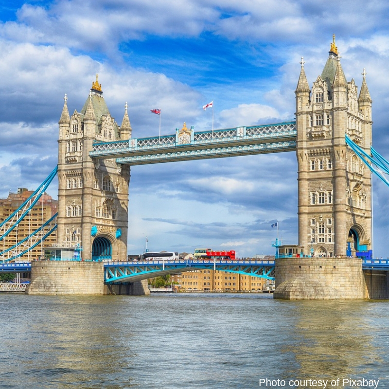 4 days in London