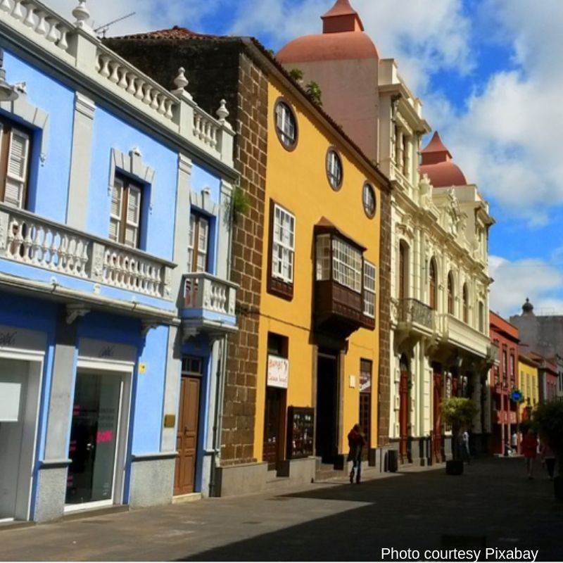 San Cristobal de la Laguna - Most beautiful places to visit in Tenerife