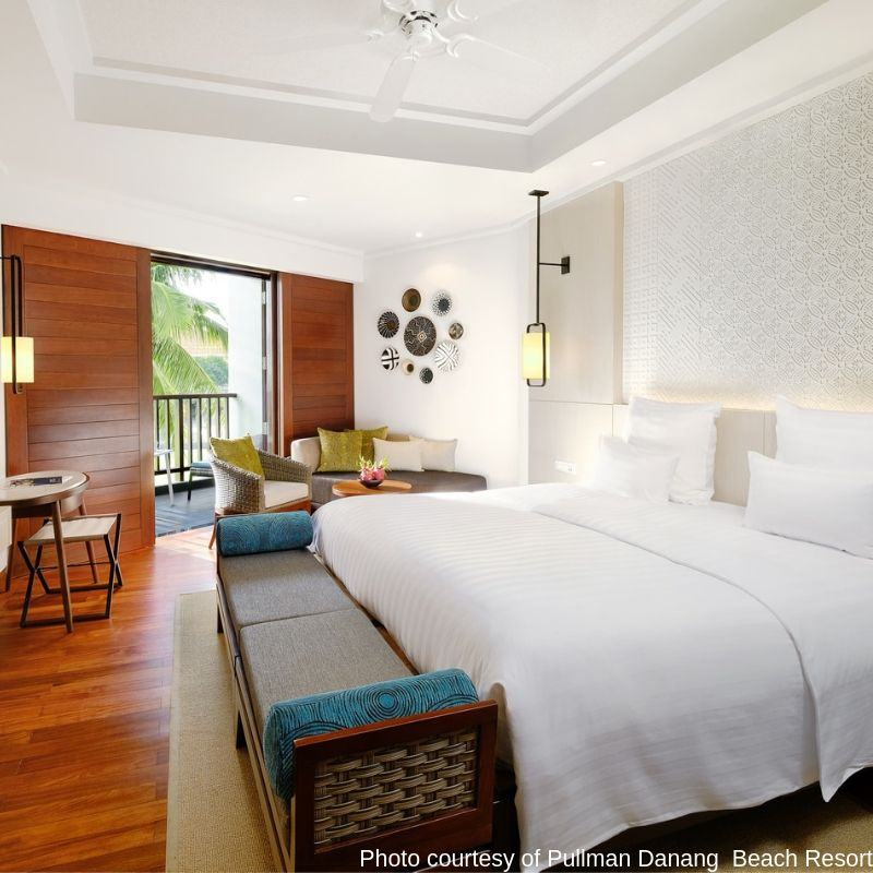 Photo of the Superior Bedroom - luxury escape in Vietnam