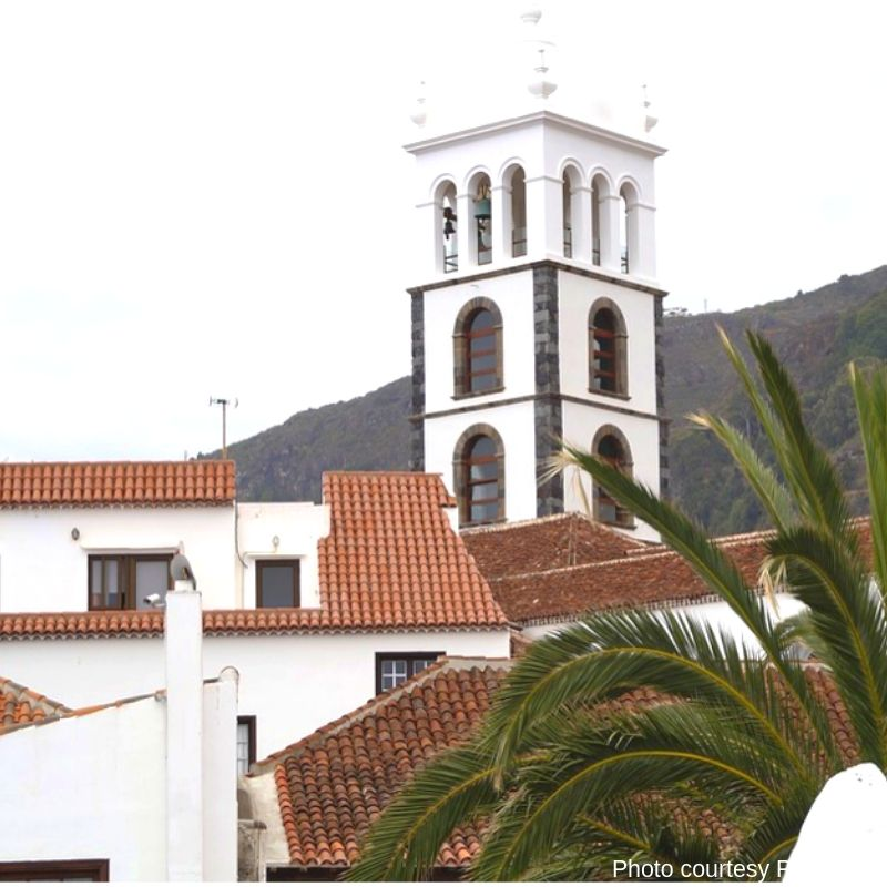 Plaza de la Libertad Garachico Most Beautiful Places to visit in Tenerife