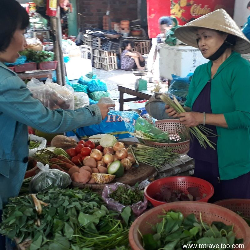 Inside Han Market - luxury escape in Vietnam