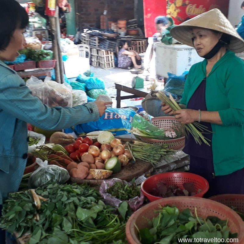 Inside Han Market - luxury escape in Vietnam