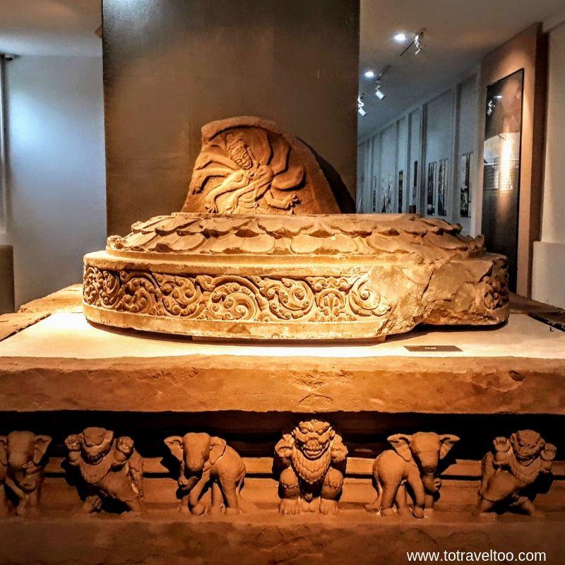 Visit the Cham Museum - luxury escape in Vietnam