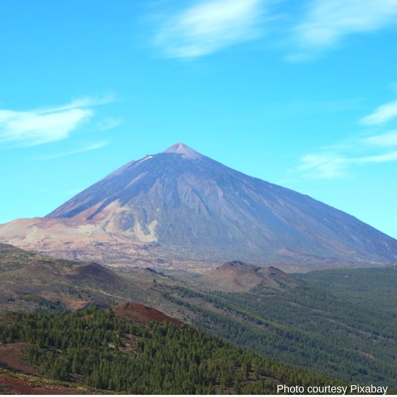 Mount Teide National Park - The most beautiful places to visit in Tenerife