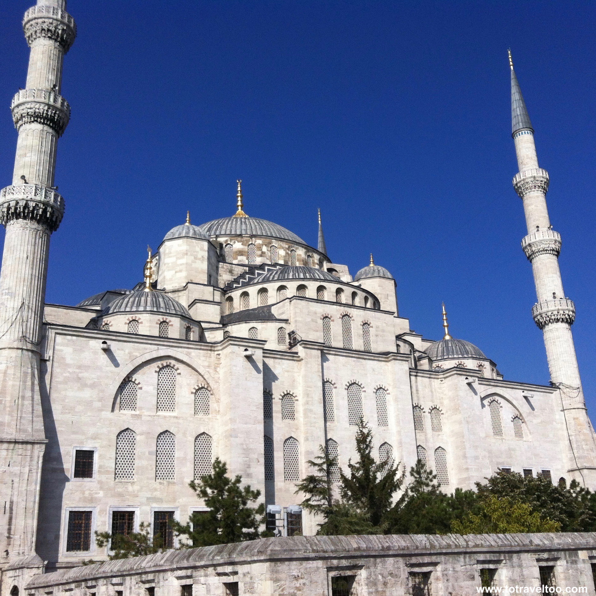 Istanbul Topkapi Palace