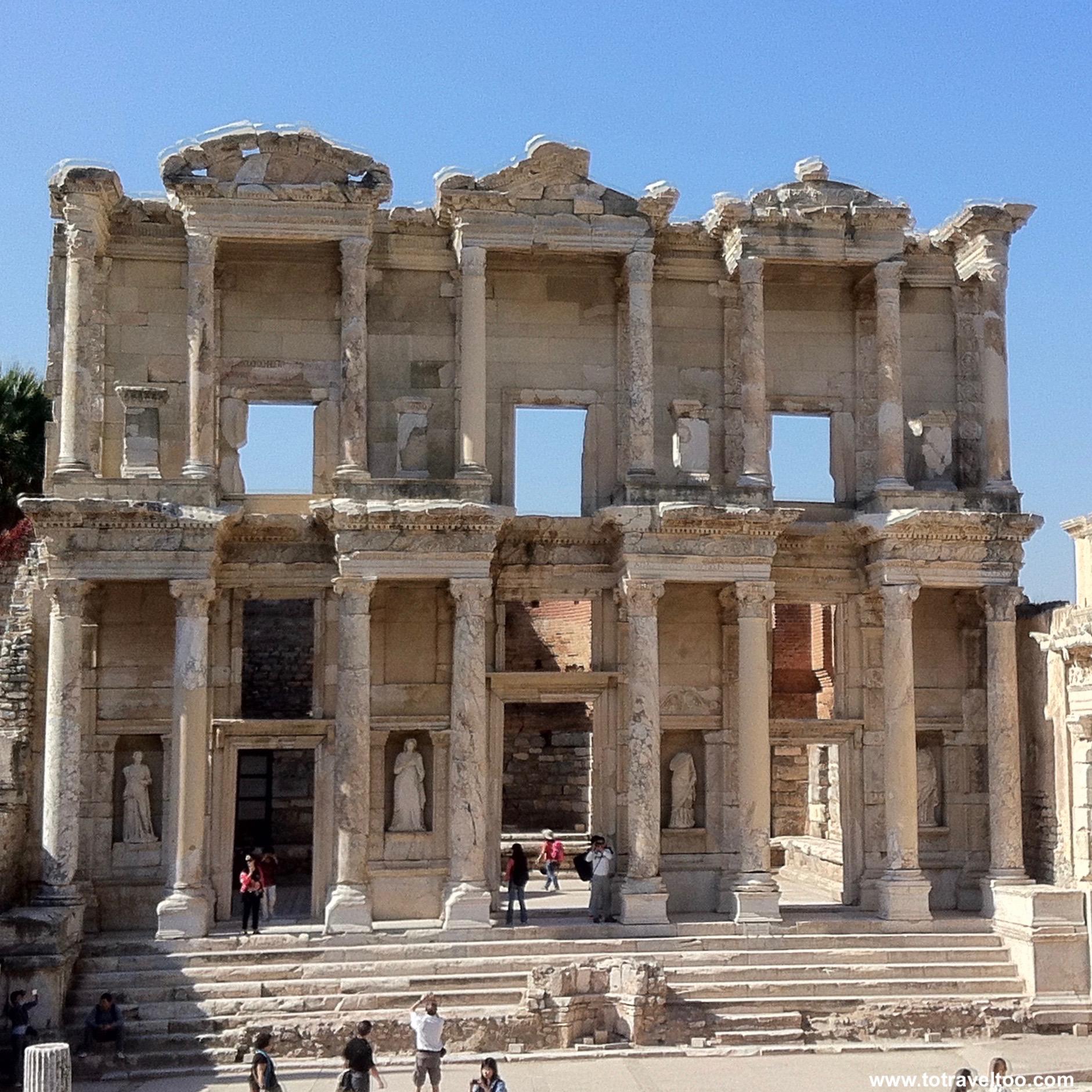Ephesus Ruins outside Selcuk