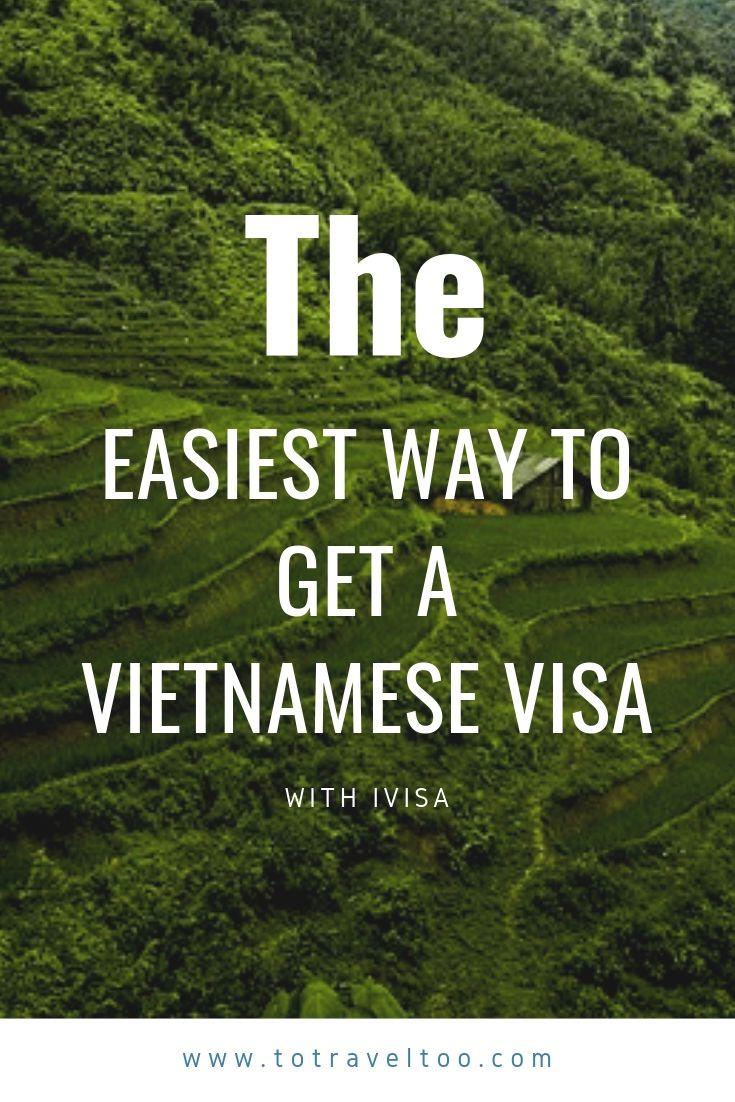 Vietnam Visa On Arrival Guide Pinterest