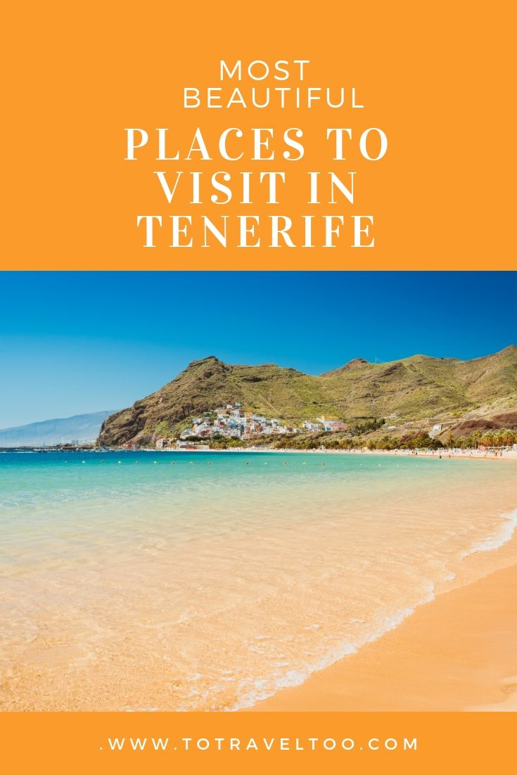 Pinterest - most beautiful places to visit in Tenerife