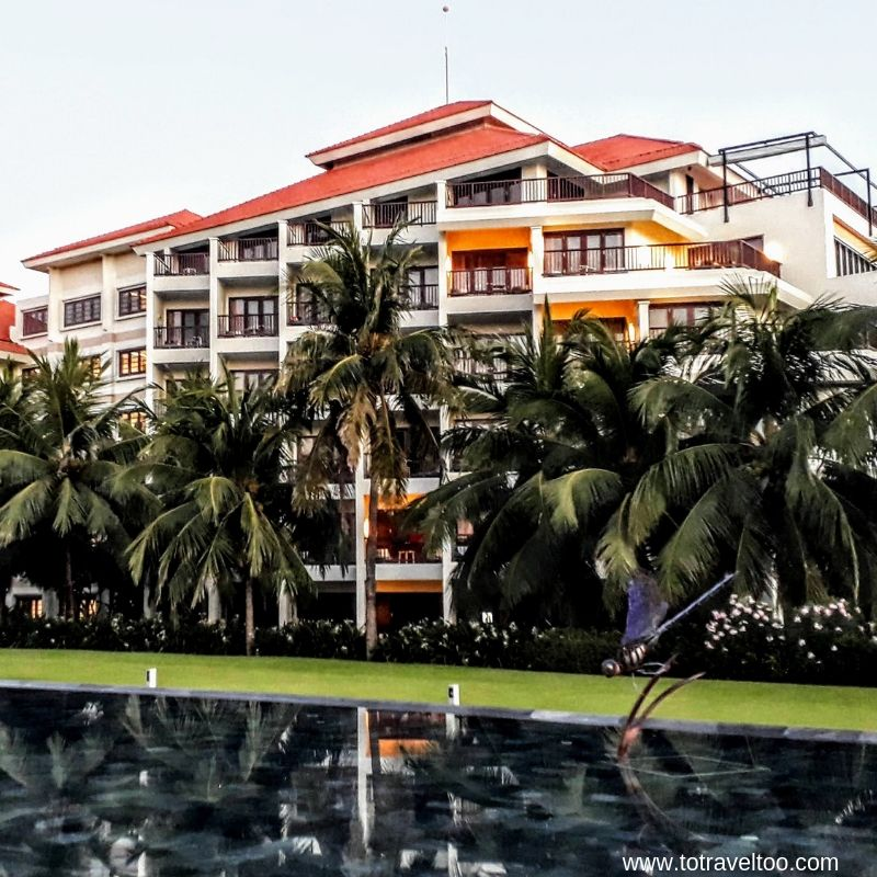 Wing B Pullman Danang Beach Resort - luxury escape in Vietnam