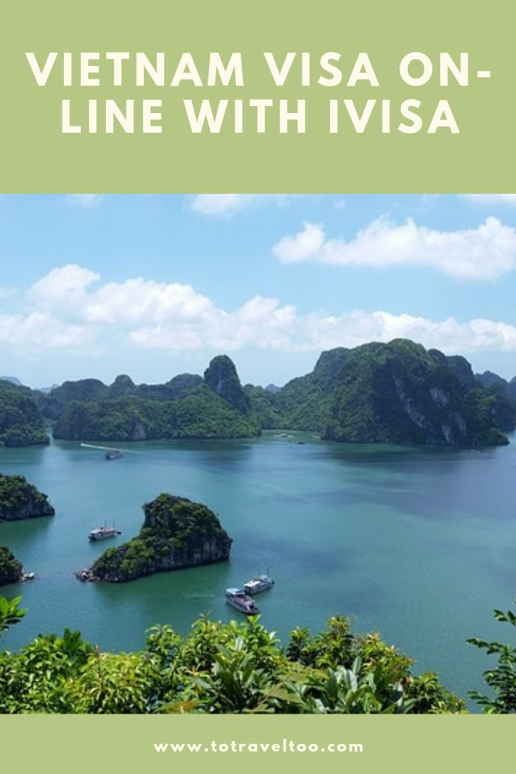 Pinterest Vietnam Visa on Arrival Guide
