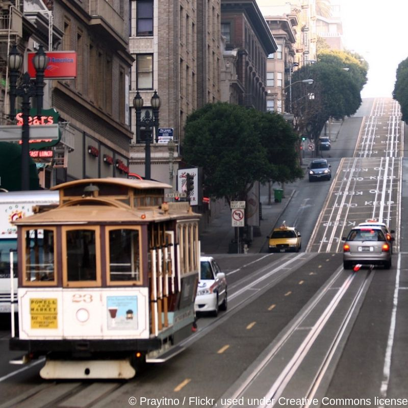 Ride a Cable Car 7 Top Things To Do in San Francisco