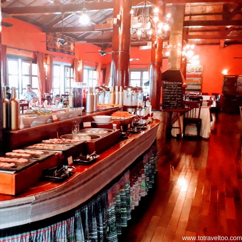 Ta Van Restaurant