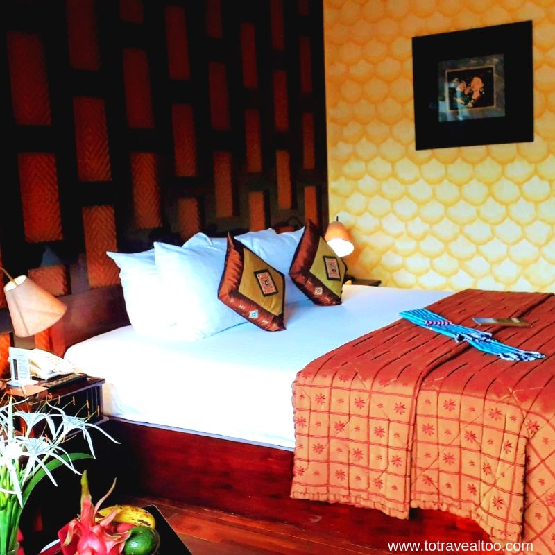 Luxury accommodation at the Victoria Sapa Resort & Spa