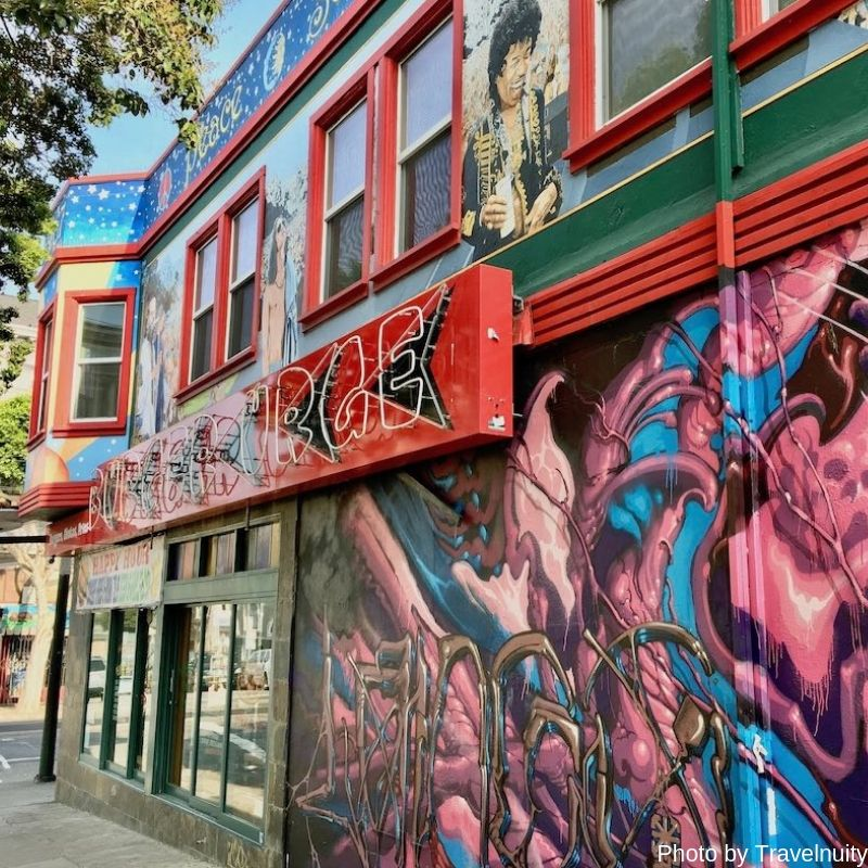 Murals 7 Top Things To Do in San Francisco