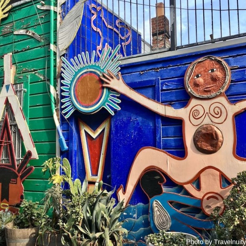 Balmy Alley 7 Top Things To Do in San Francisco