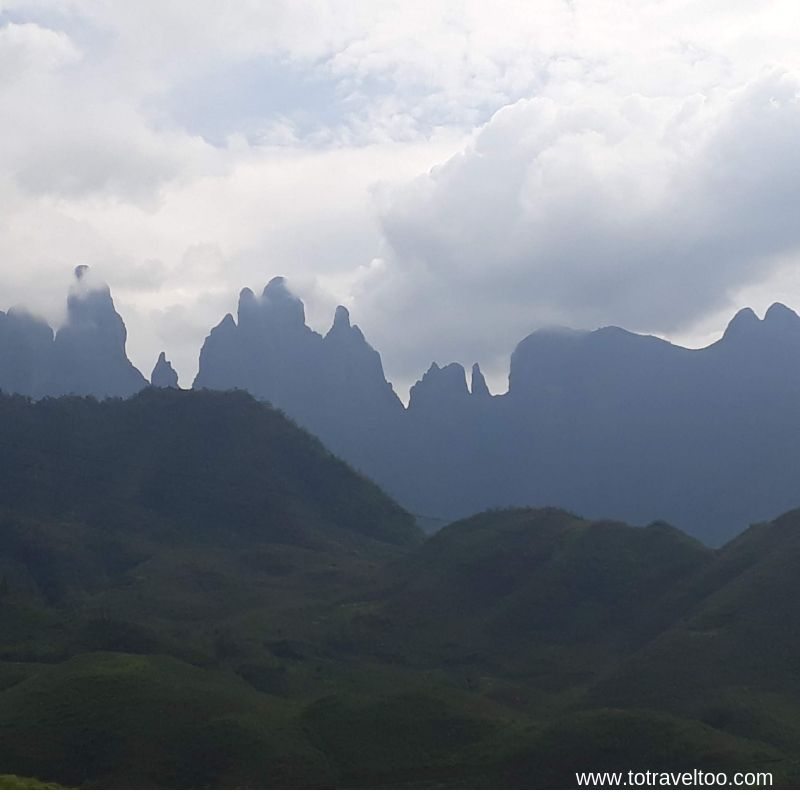 Buddha Mountain in Sapa