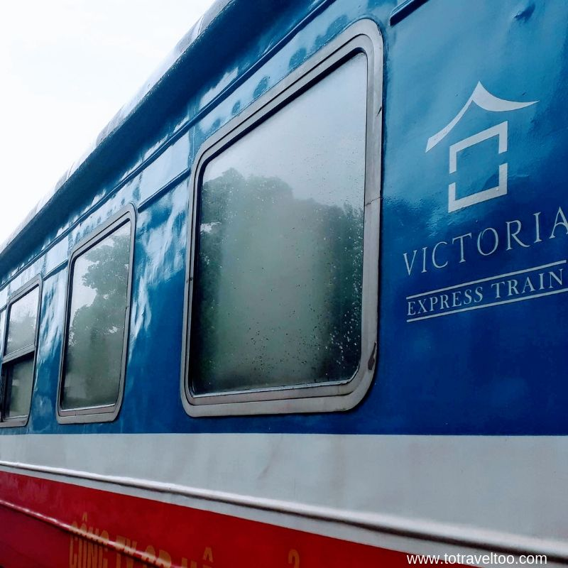 Victoria Express Train to Sapa and Return