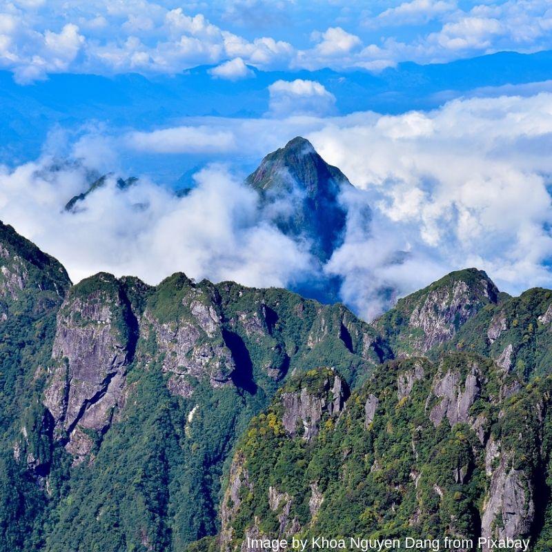 Mount Fansipan Things to do in Sapa