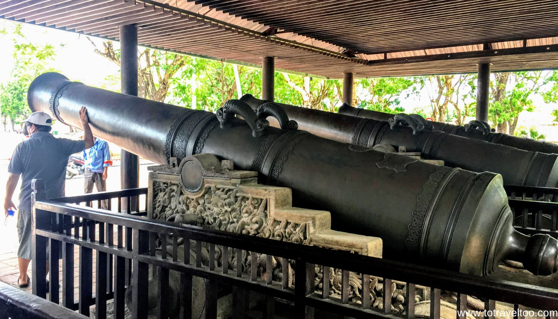 Nine Holy Cannons