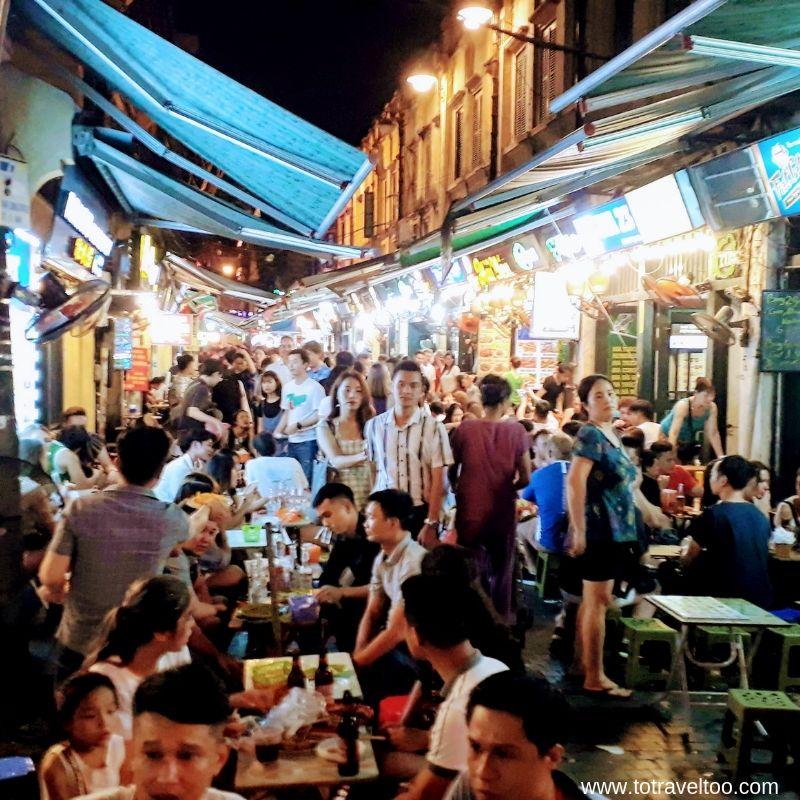 Beer Street Old Quarter