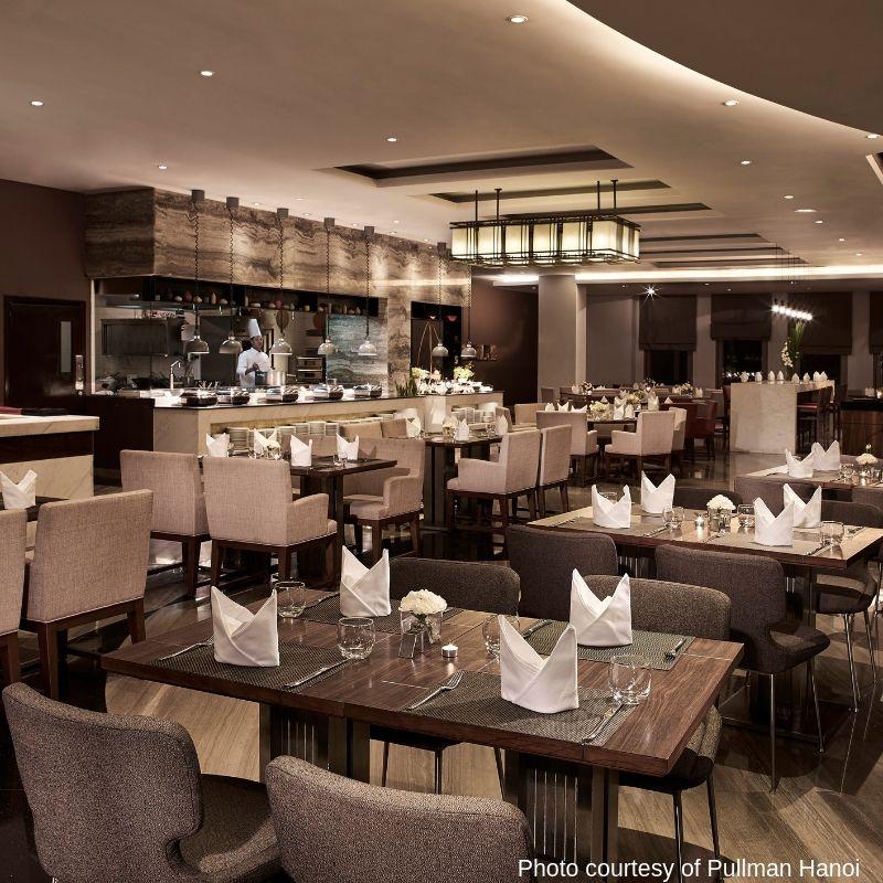 La Cheminee Restaurant
