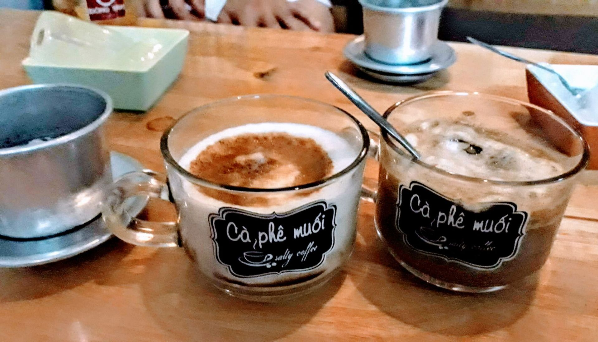 Salty Coffee Vegetarian Food Tour Hue