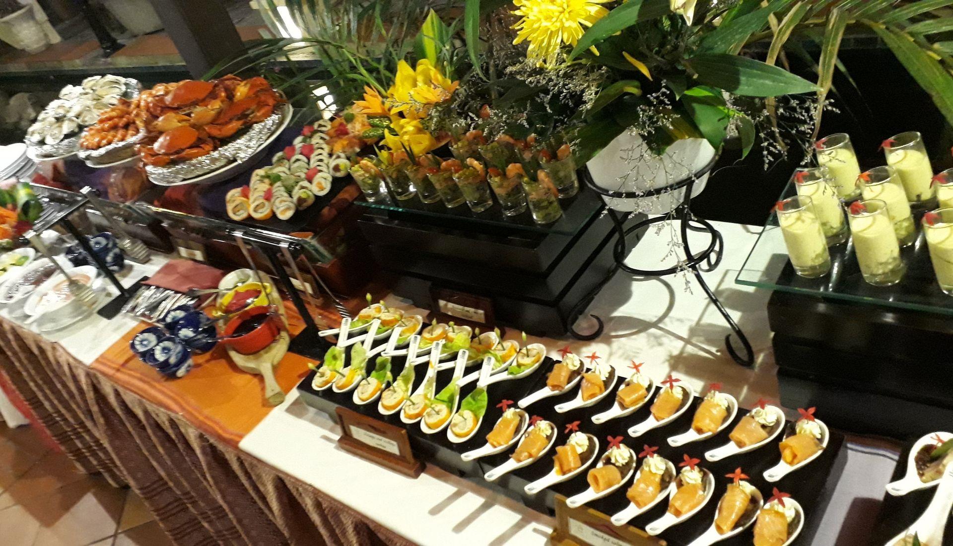 Seafood Buffett at Victoria Hoi An Resort