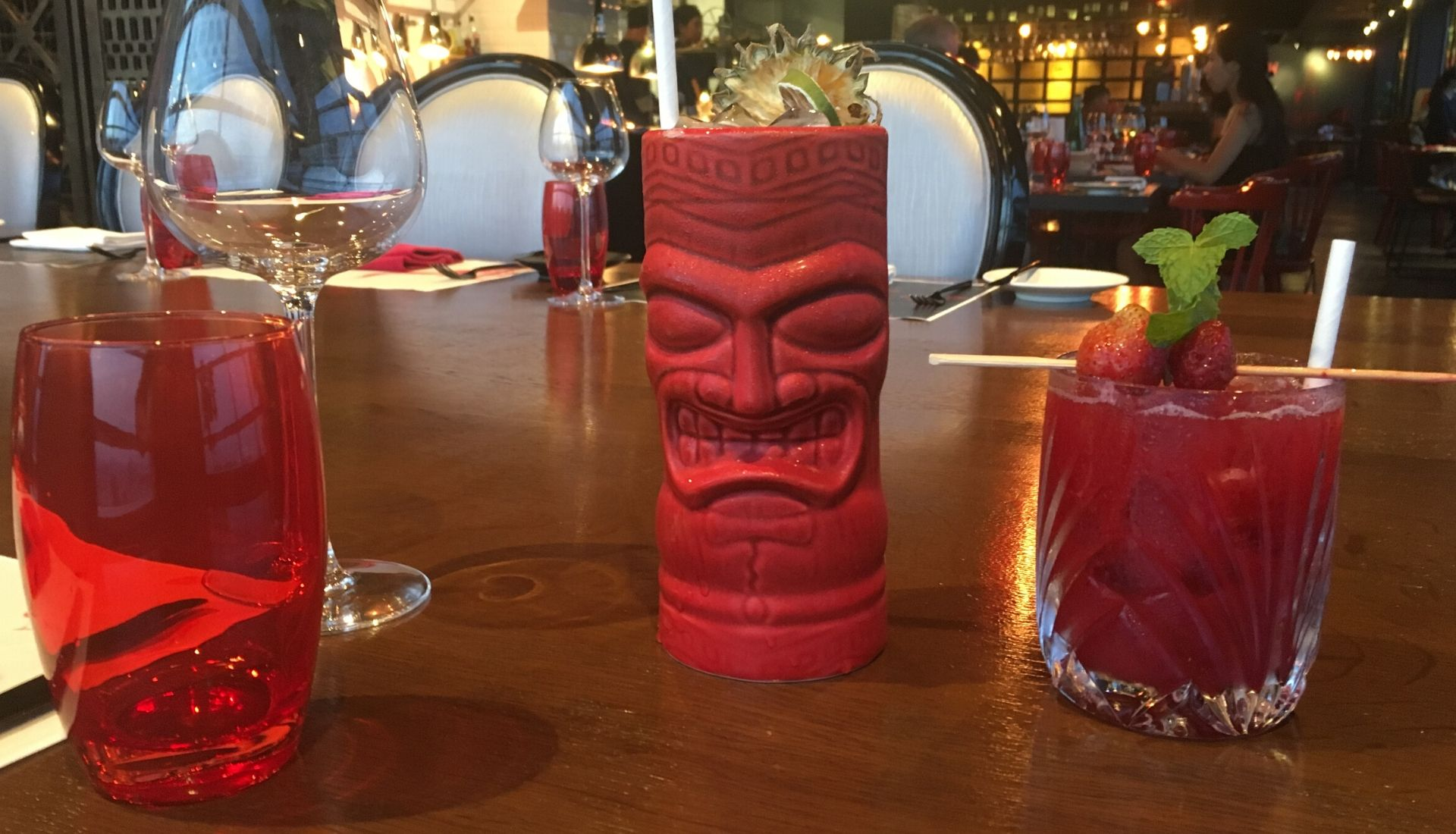 Try the Tiki Cocktails - 5 days in Saigon