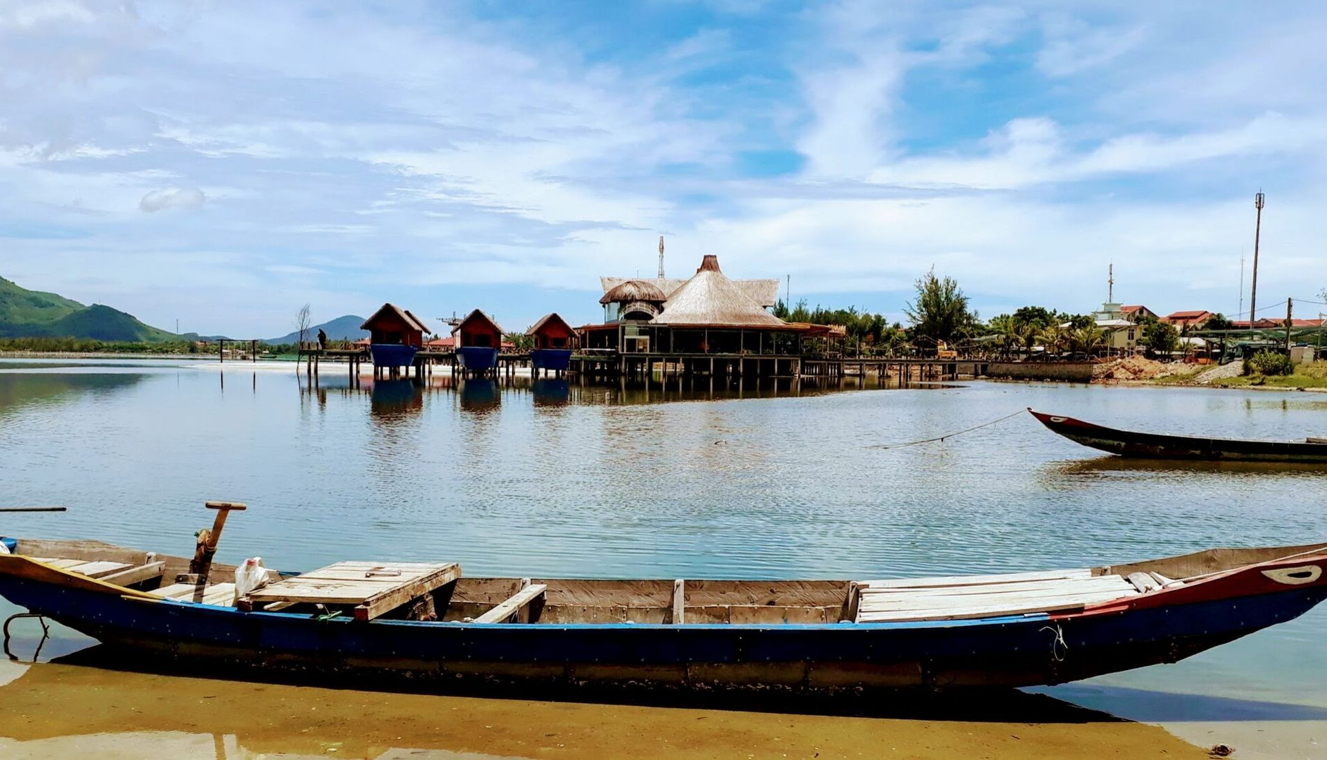 Lap An Lagoon Fishing Village
