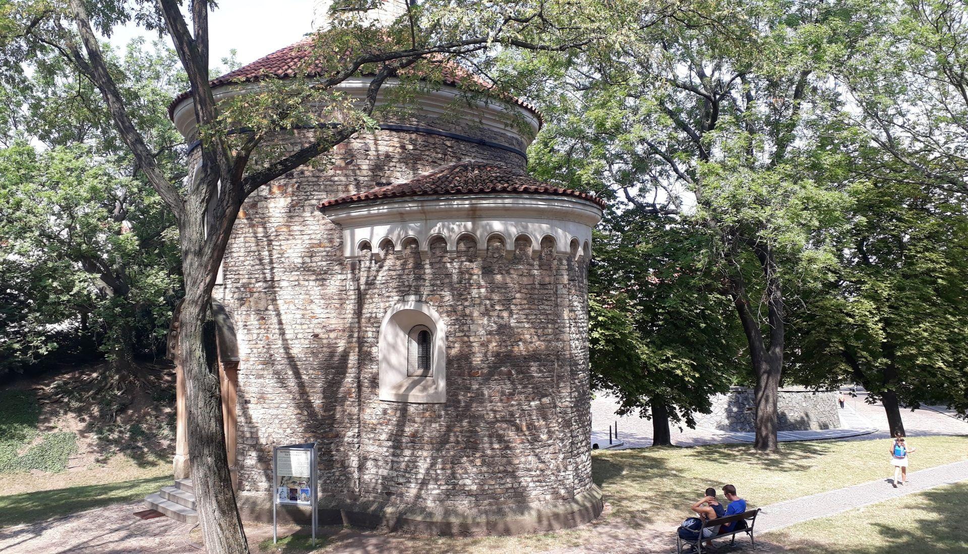 The Rotunda Prague