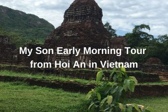 My Son Early Morning Tour