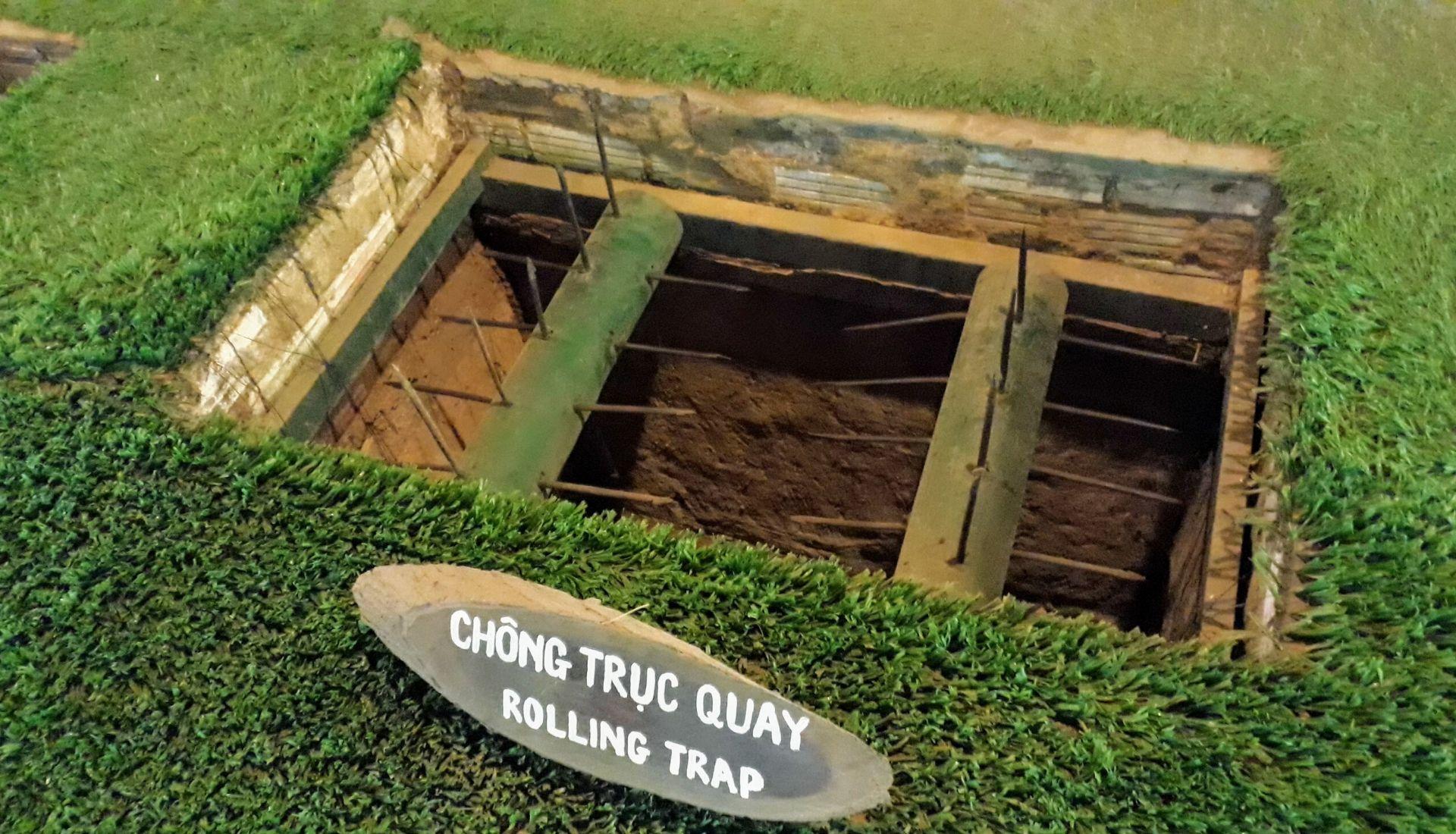 Rolling Trap