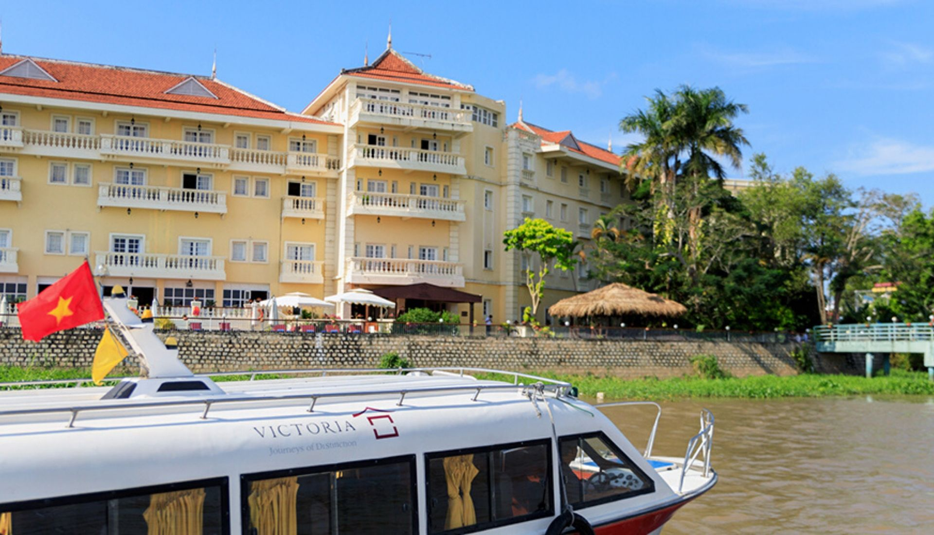 Victoria Speedboat to Cambodia