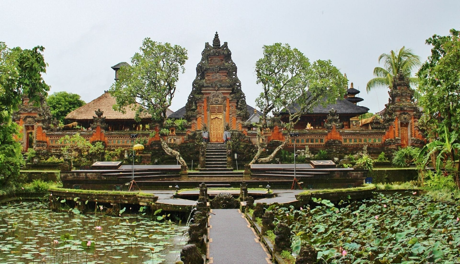 Bali - Land of Temples