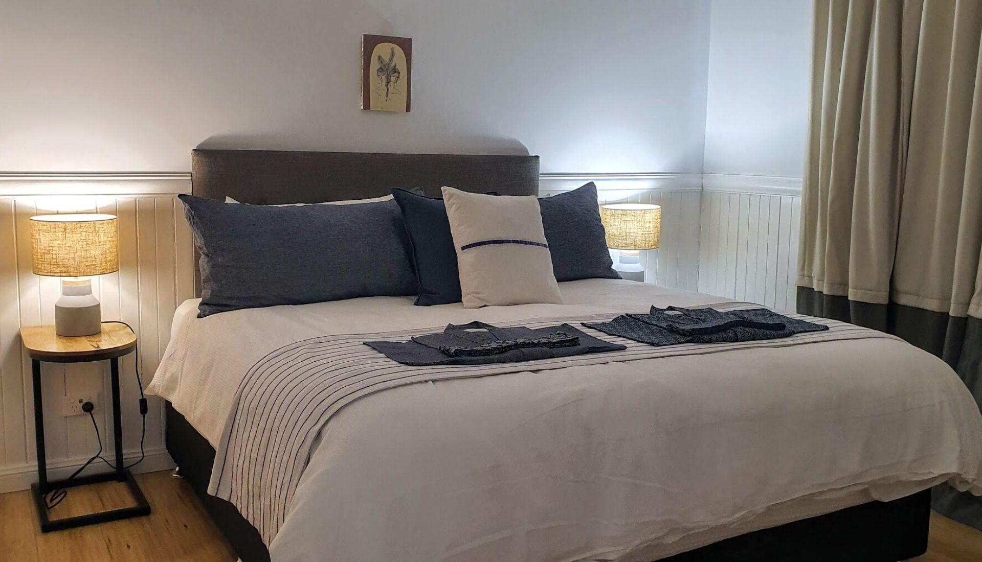 Bedroom at Peppertreehill
