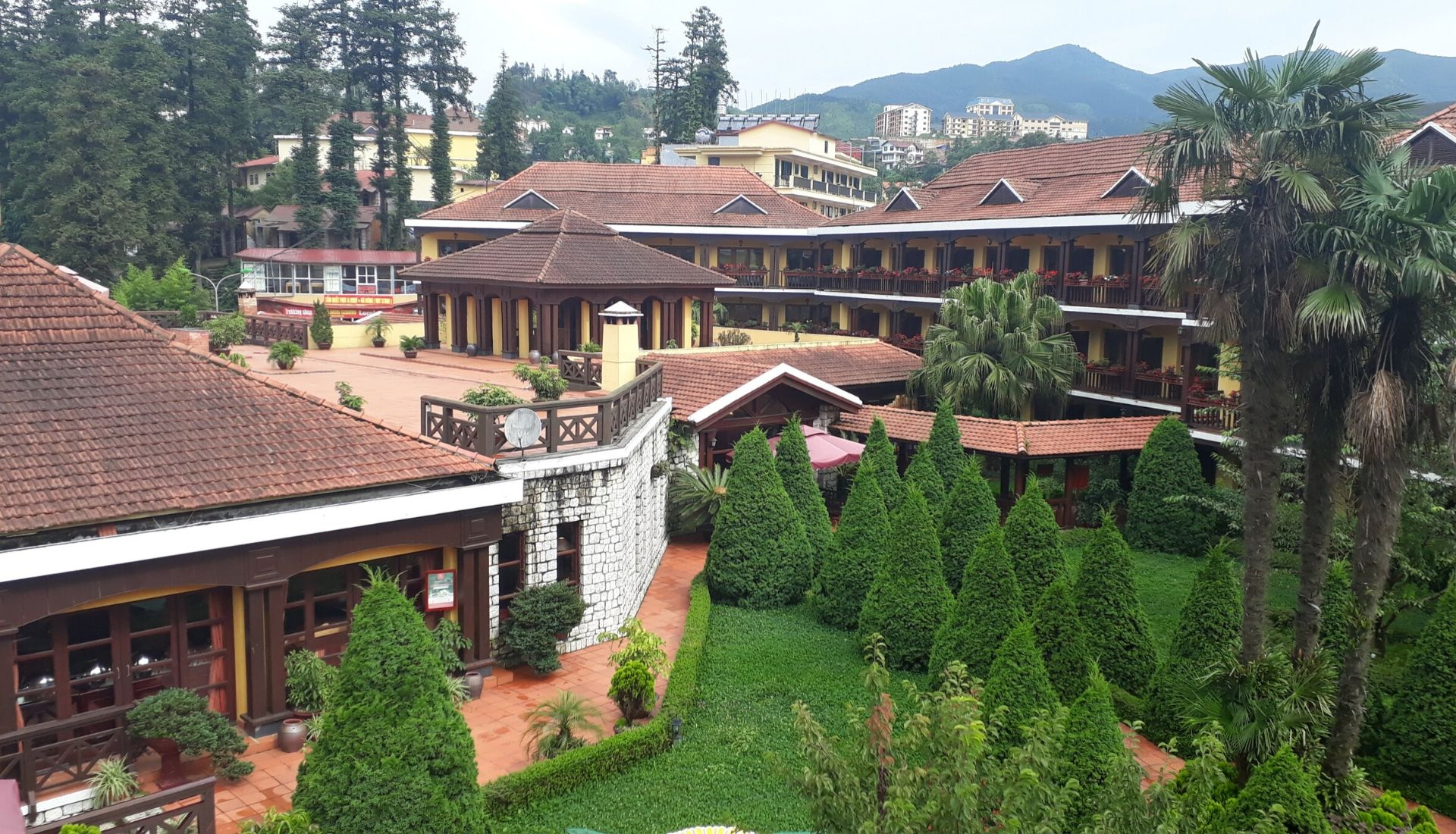 Victoria Sapa resort