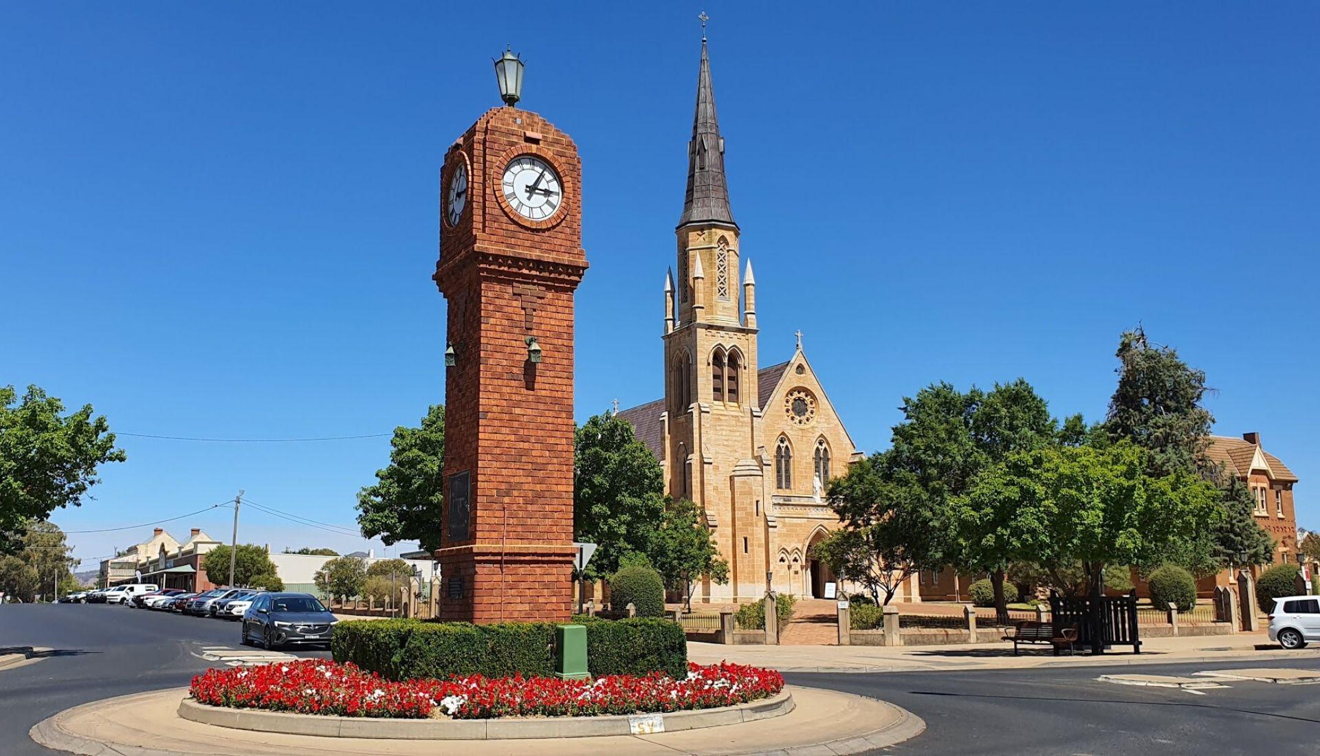 Clock Tower Mudgee