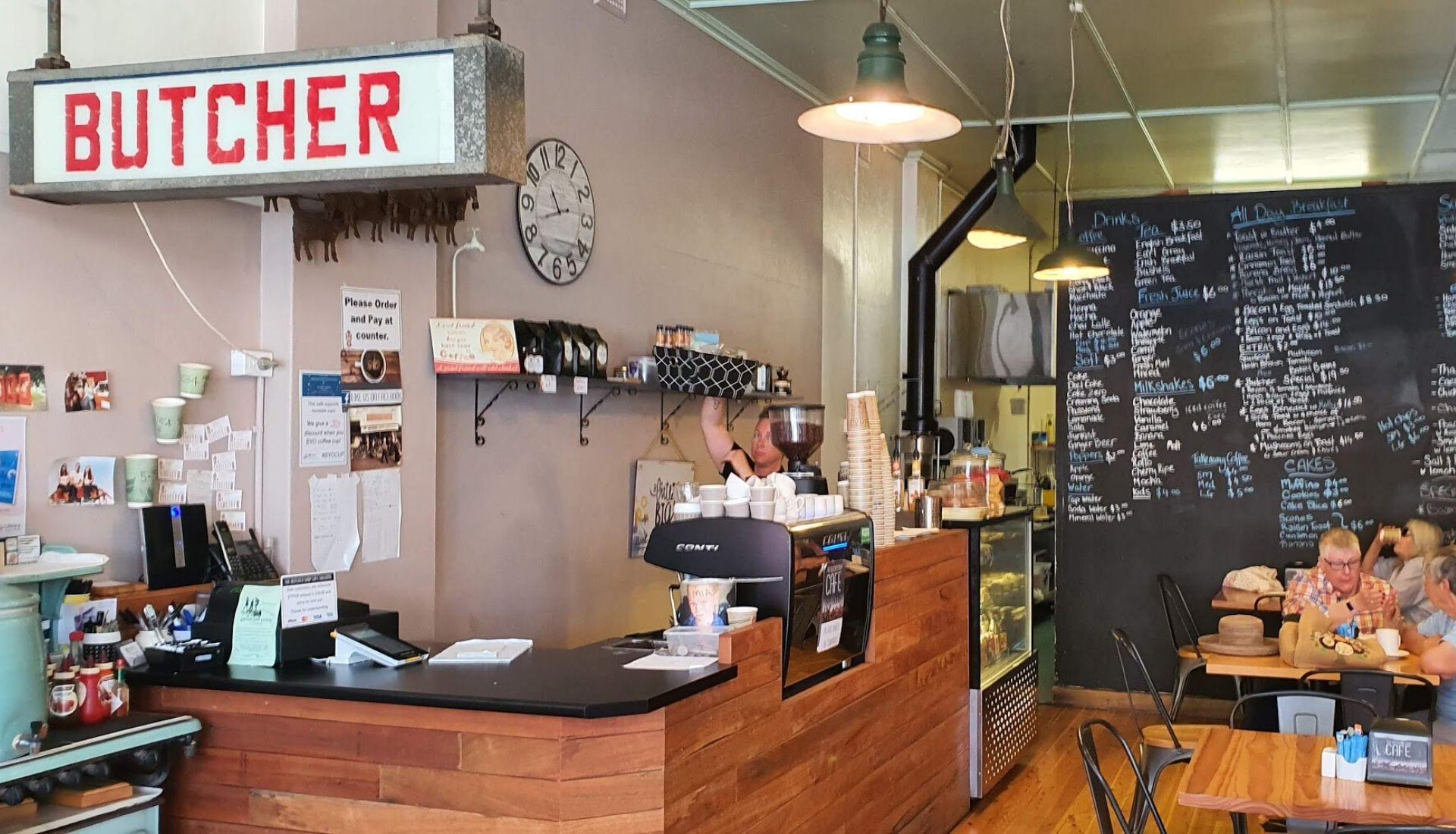 The Butcher Shop Cafe