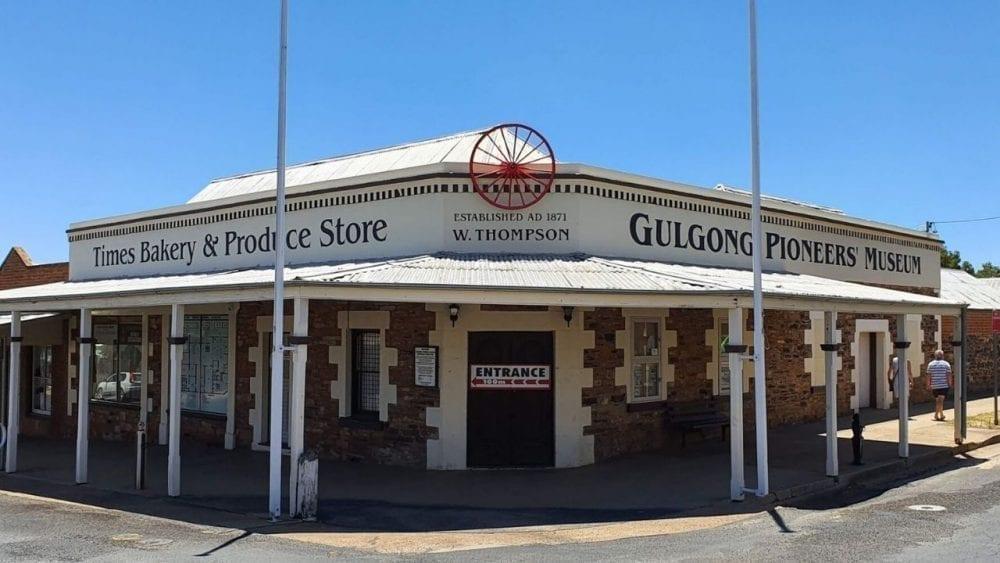 Gulgong Pioneer Museum