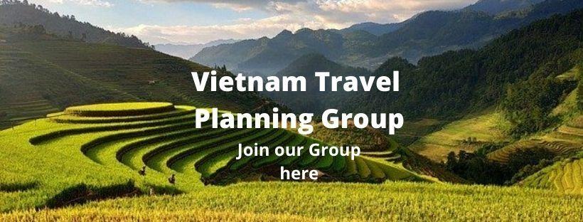 Vietnam Travel Planning Group