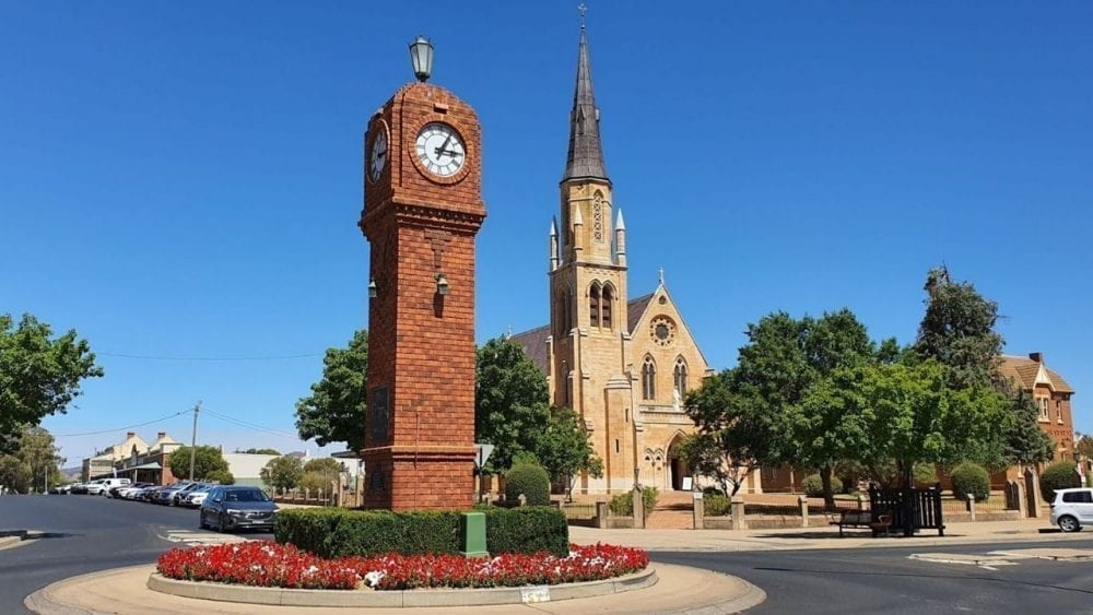 Mudgee Clock Tower