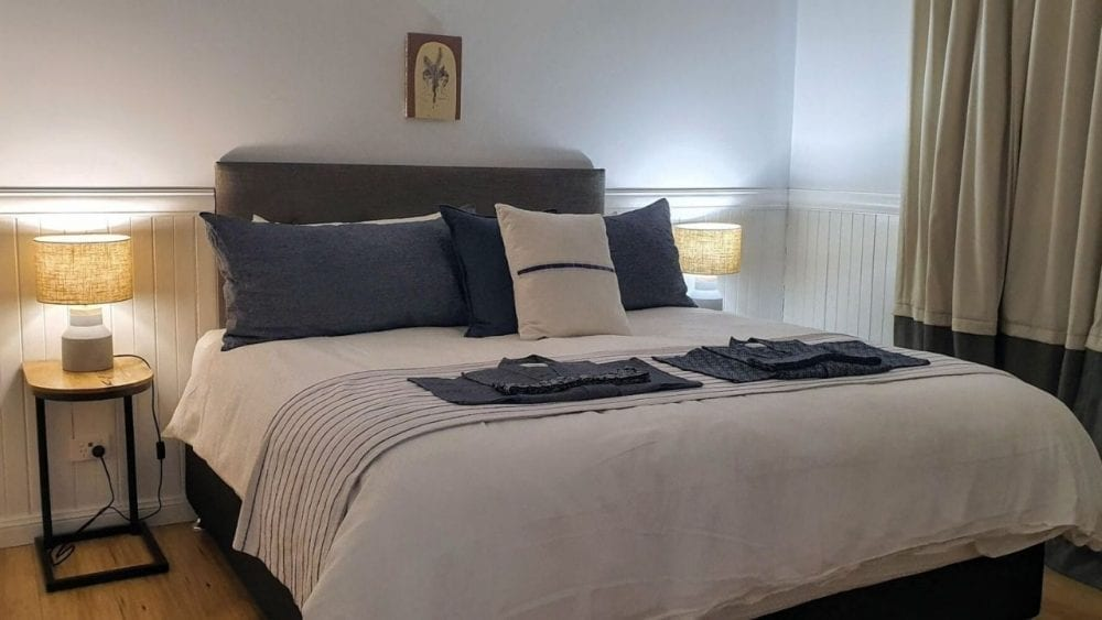 Bedroom at Peppertree Hill accommodation