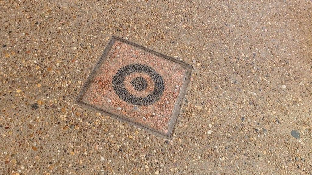 Gulgong Trail Symbol - I have gone home