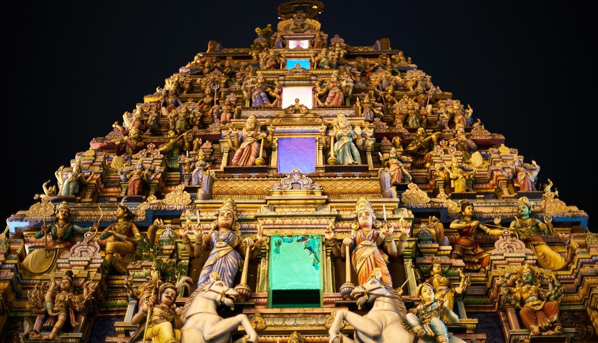 Sri Mahamamariamman Temple