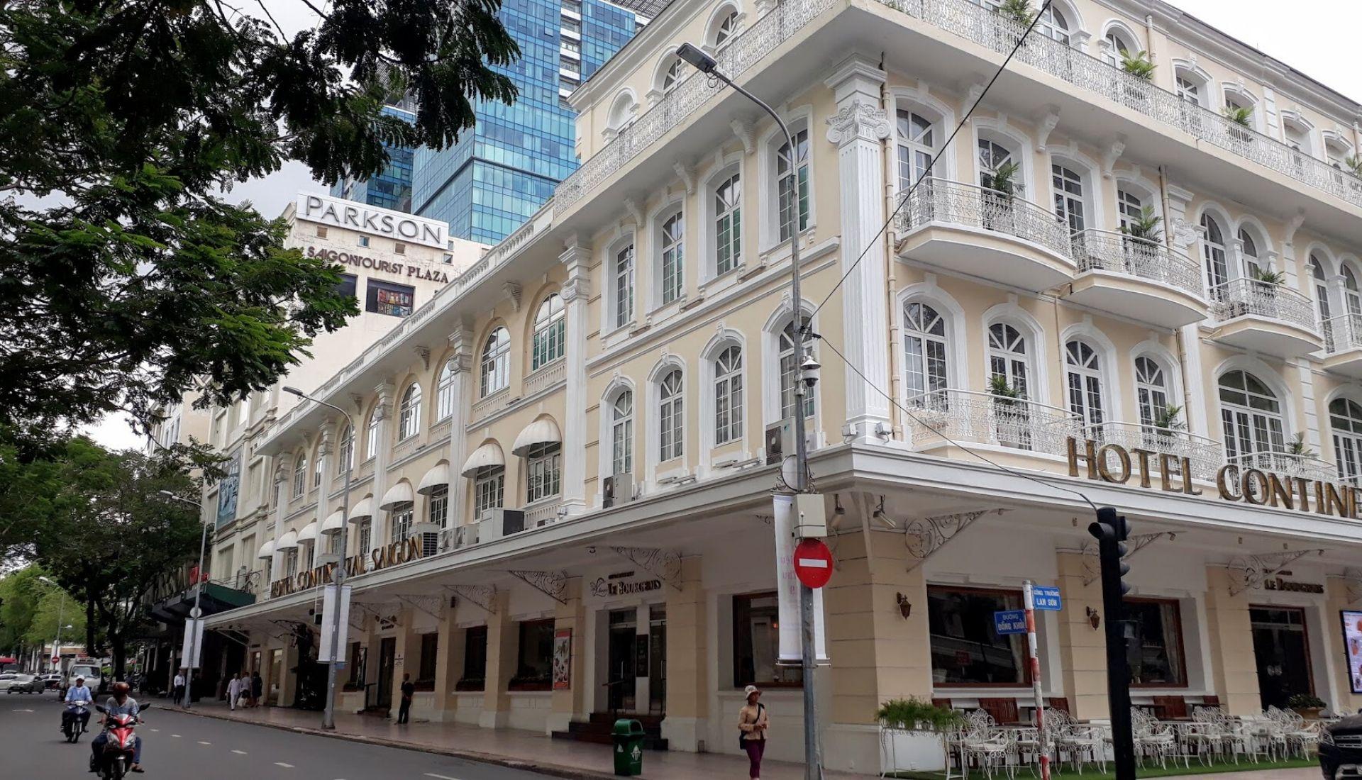 The Continental Hotel Saigon